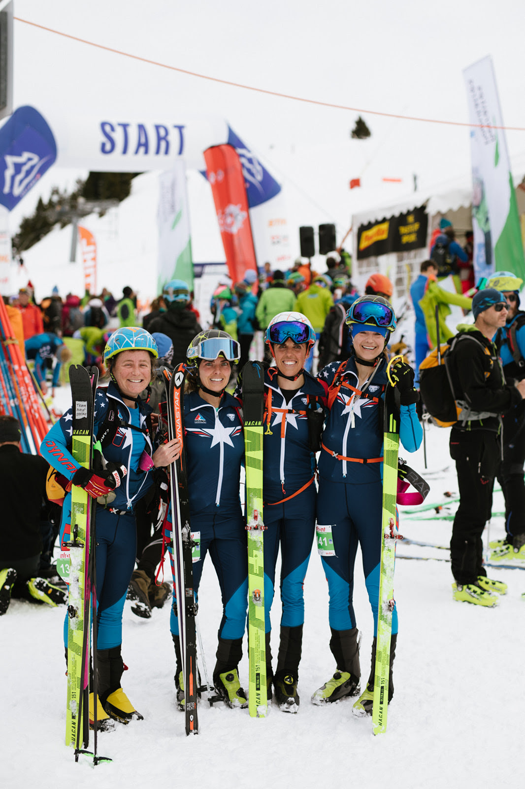 usa ski team women